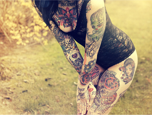 beautiful, black hair, hair, hot, ink