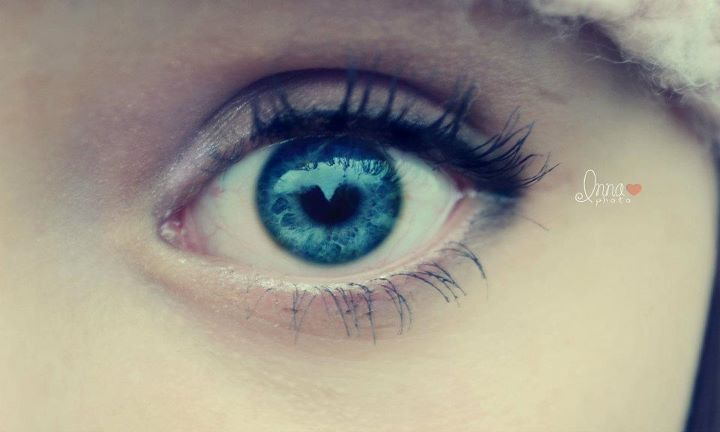 beautiful, blue, cute, eye