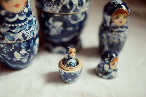 beautiful, blue, deco, doll, dolls, matrioska, matrioskas, russian dolls, room, ophidiophobic, russian doll, babushka