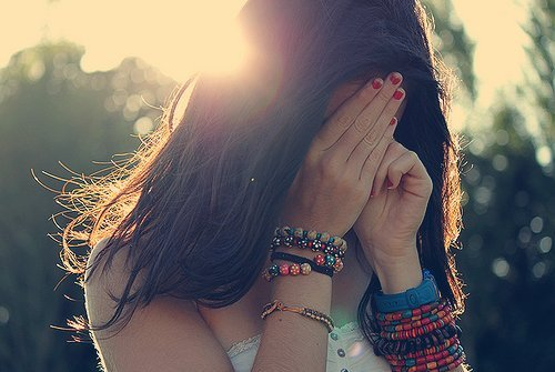 beautiful, bracelets, braclets, brunette, colorful
