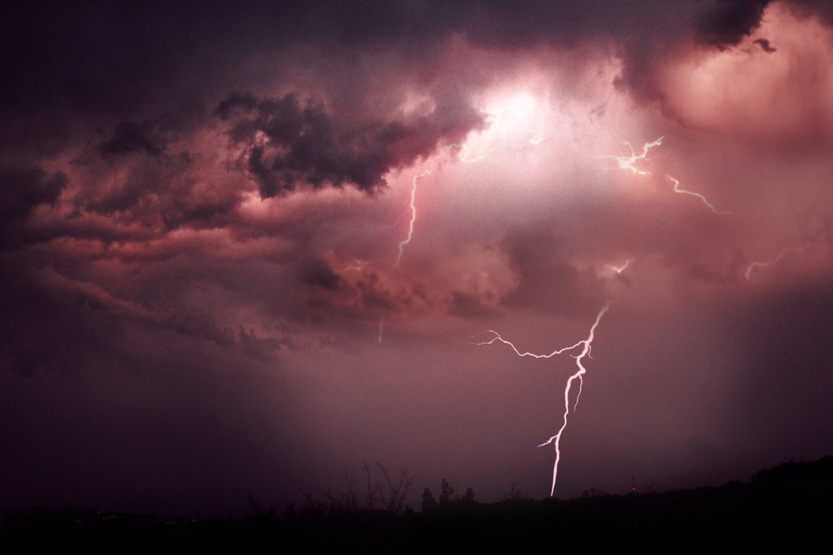 beautiful, camera, lightning, night, photo