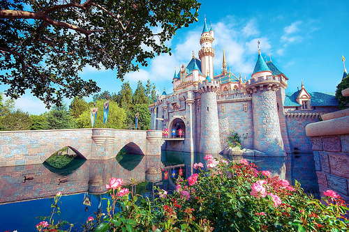 beautiful, castle, disney castle, dream, prince