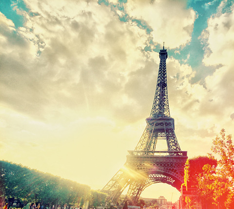 beautiful, city, dance, eiffel, girl, hair, hope, life, light, love, lovely, paris, pretty, sunset, travel, trees