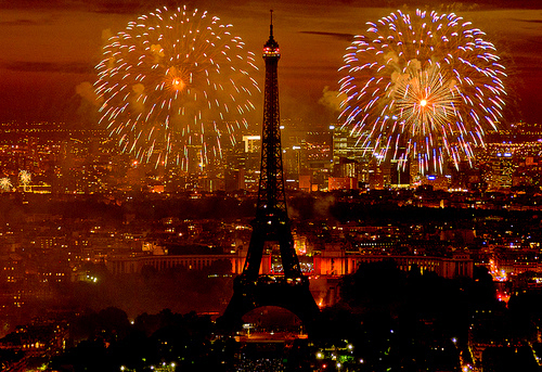 beautiful, cool, firework, paris, photography