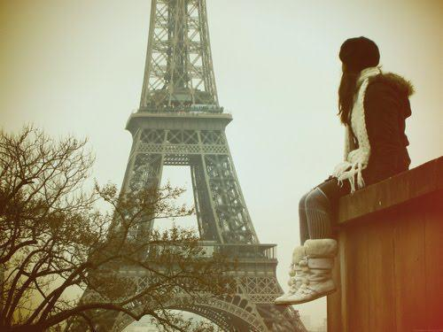beautiful, cute, friends, friendship, girl, love, paris, Eiffel