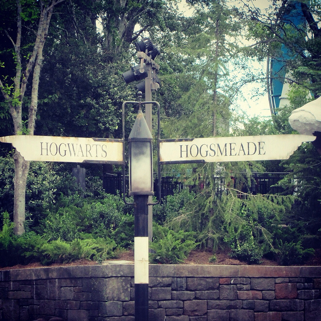 beautiful, harry potter, hogsmeade, hogwarts, magic