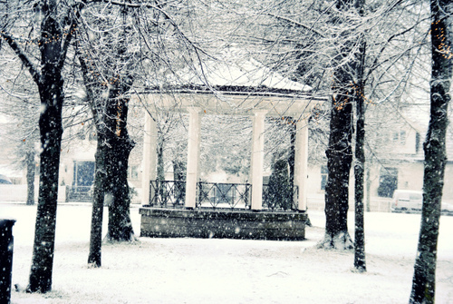 beautiful, romantic, snow, white, winter