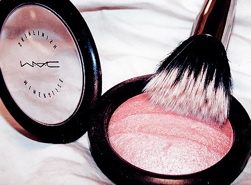 beauty, blush, cosmetic and glitter