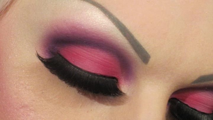 beauty, eyes, eyeshadow, lashes, make up