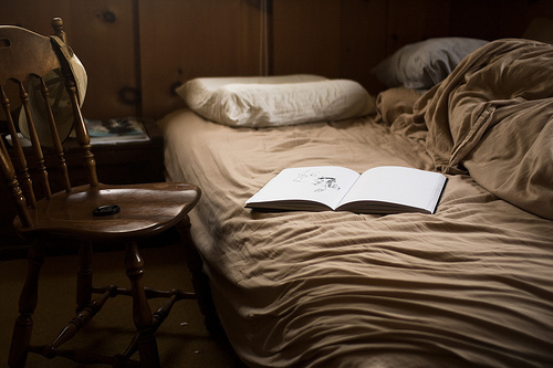 bed, bedroom, book, cute, photo