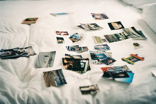 bed, cute, girl, photo, photography, pictures, vintage