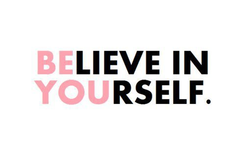 belive, text, you, yourself