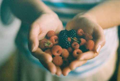 berries, girl, indie, photography, vintage