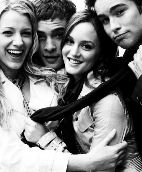 best friends, bffs, blair, blake lively, chuck bass