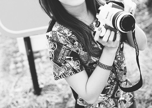 black and white, cute, fashion, girl, kfashion, photography