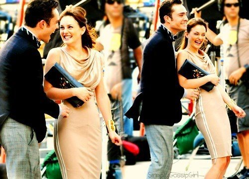 blair waldorf, chuck bass, colors, ed westwick, gossip girl