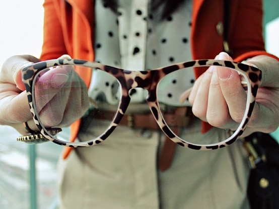 blaser, fashion, girl, glasses, hands