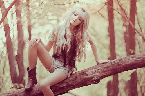 blond, fashion, girl, hair, indie