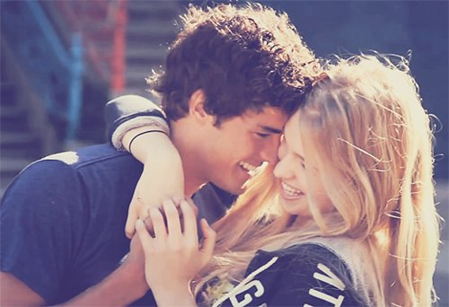 blonde, boy, couple, cuteness, friends, girl, love