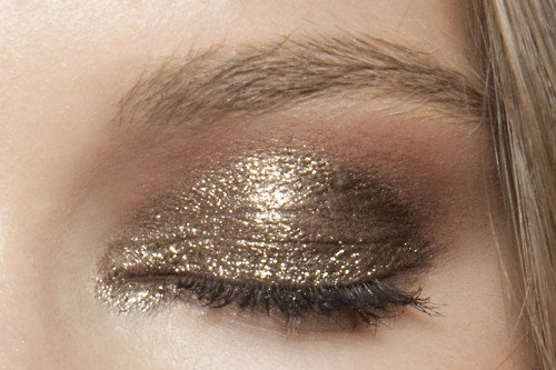blonde, brunette, cosmetics, eye shadow, eyeshadow, girl, glam, glamour, gold, make up, makeup, metallic, photography, pretty, shimmer, shine