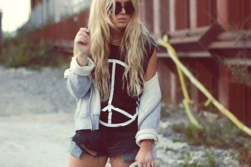 blonde, chill, hair, hip, hipster
