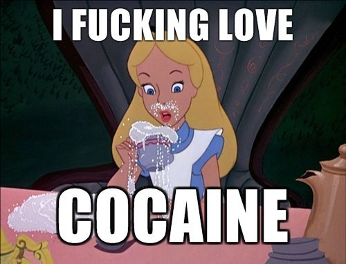 blonde, cocaine, cute, disney, fashion