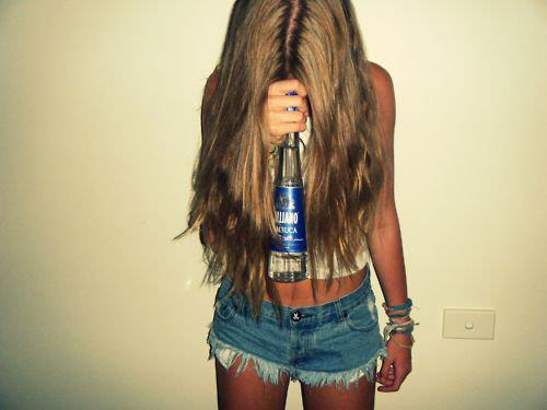 blonde, drink, fashion, girl, party