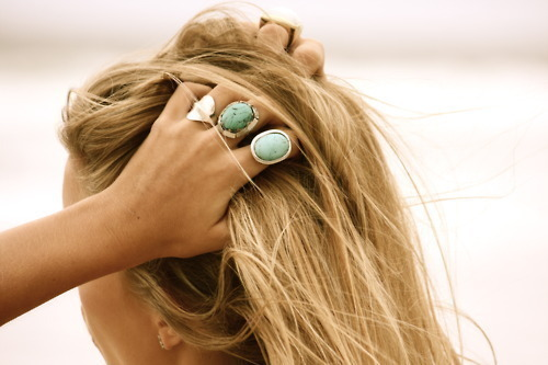 blonde, fashion, hair, love, pretty, rings