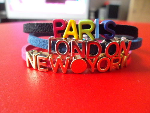 blue, bracelet, colourful, london, new york