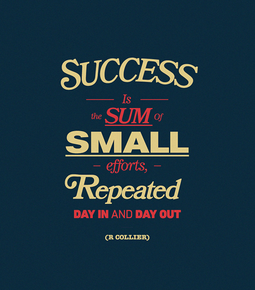 blue, effort, exito, fonts, quote, quotes, red, success, typography