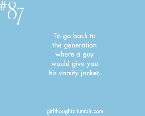 blue, generation, guy, jacket, varsity, want