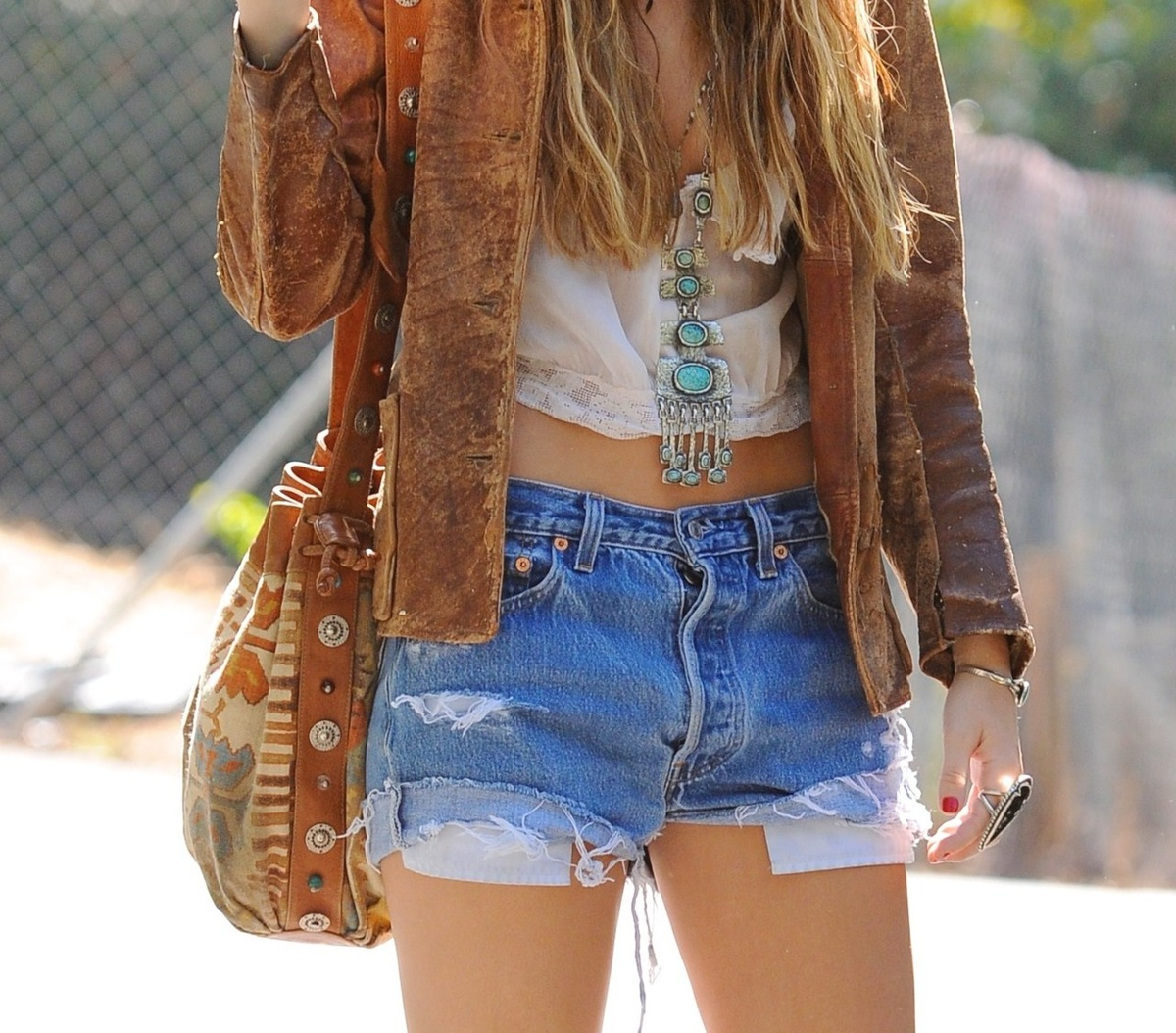 bohemian, boho, fashion, jewelry, miley cyrus