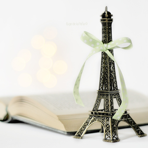 book, cute, eiffel, paris, pretty, style, sweet, tie