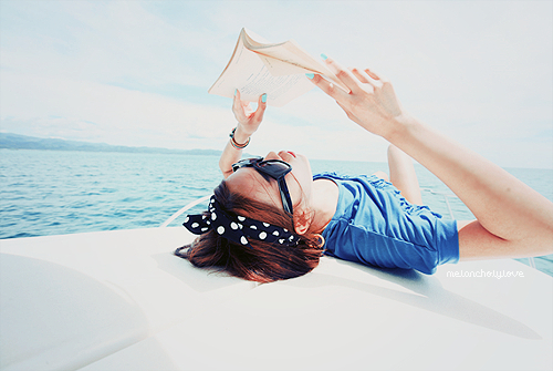 book, cute, freedom, girl, nails, read, summer, sun, sunglasses