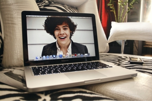book, harry, harry styles, mac, macbook