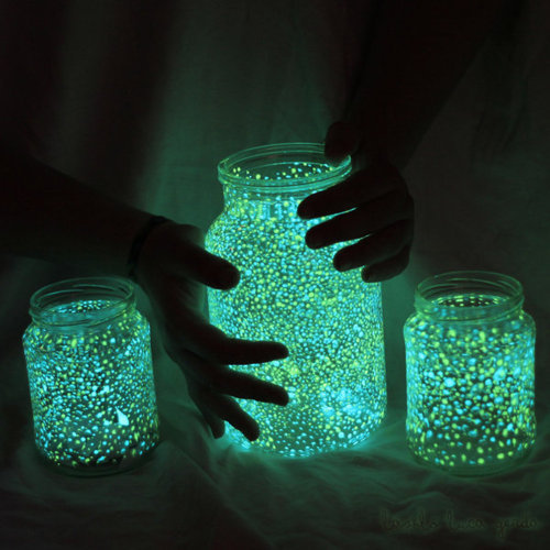 bottle, colour, glow, green, hands