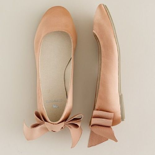 bow, cute, fashion, flats, girly, pink, shoes, style, vintage