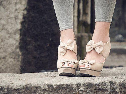 bows, girl, love, photography, shoes