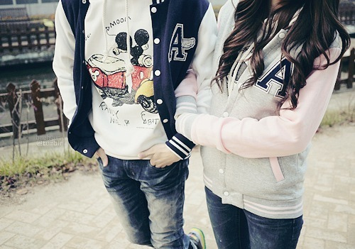 boy, couple, cute, friends, girl