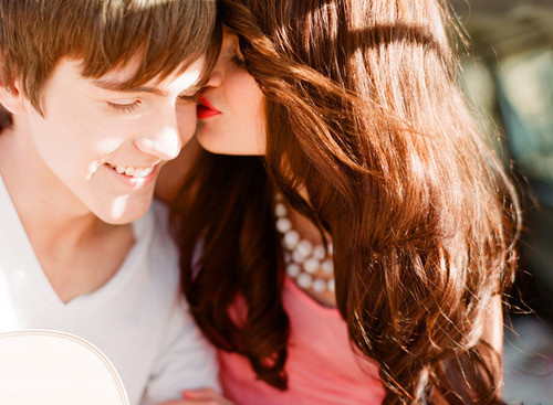 boy, couple, cute, girl, love, nice, photography, red