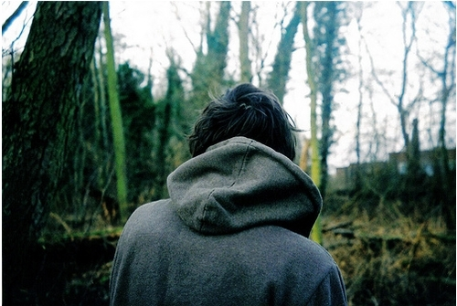 boy, hoodie, indie, inspirational, nature
