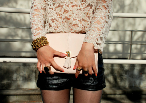 bracelet, clutch, envelop clutch, fashion, girl