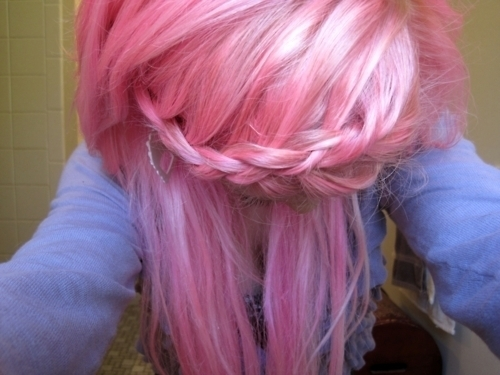braid, cute, fashion, hair, love