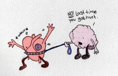 brain, comics, facebook, fun, heart