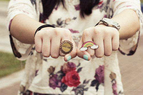 brasalet, fashion, fingers, fly, fun