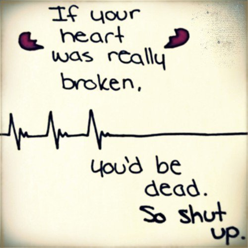 broken, dead, die, fuck, heart, image, pic, quote, really, shut, shut up, silence, text, was, you, your