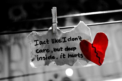 broken heart, hurt, love, miss you, photo