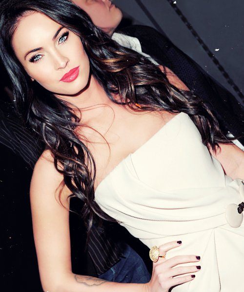 brunette, eyes, gorgeous, hair, hot, lips, megan fox, sexy