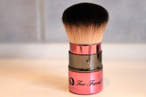 brush, make up, pink