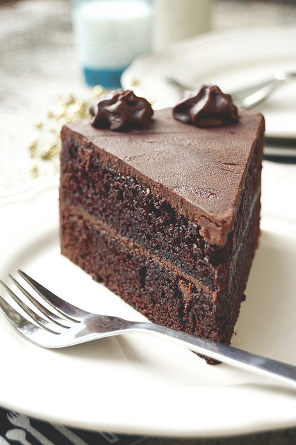 cake, chocolate, chocolate cake, food